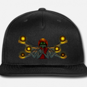 MR. WILDFIRE 'BASS GODS' SNAP-BACK
