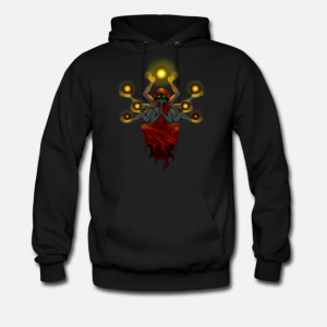 OFFICIAL MR. WILDFIRE 'PRAYERS TO THE BASS GODS' HOODIE